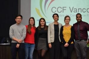 Bénévoles CCFV 2019